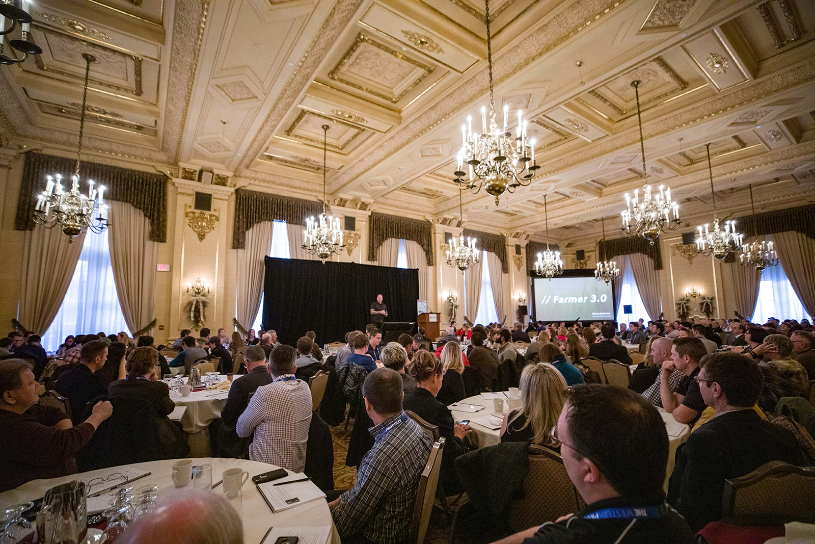 National Conference Focuses on Unleashing Canada's Farming Potential