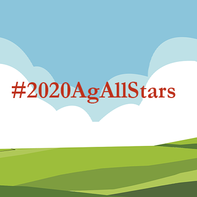 Give a shoutout to your 2020 Ag All Star!