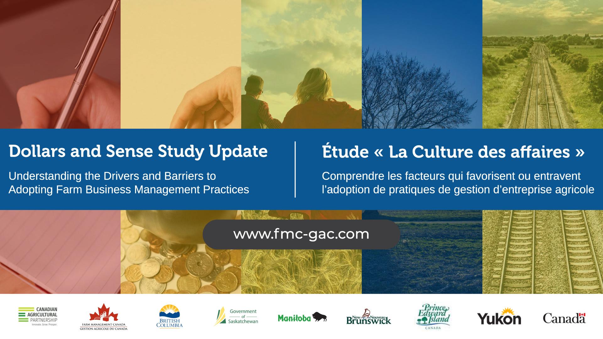 MISE À JOUR DE L'ÉTUDE « La Culture des affaires »